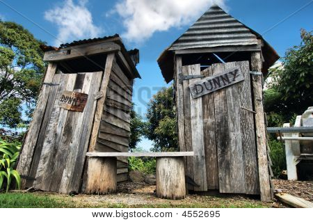 Outhouse Toilets