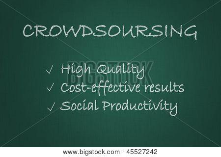 Crowdsourcing aktivieren Ihre Bemühungen!