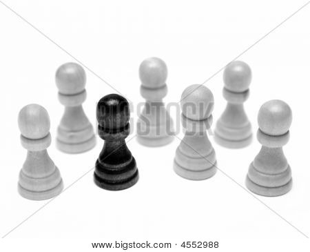 Chess Pawns
