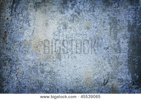 Grunge Galvanize Background.