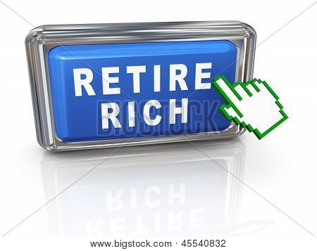 3D Hand Cursor Retire Rich