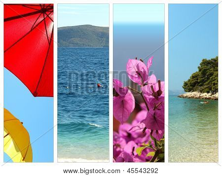 Images Of Croatia And Adriatic Sea