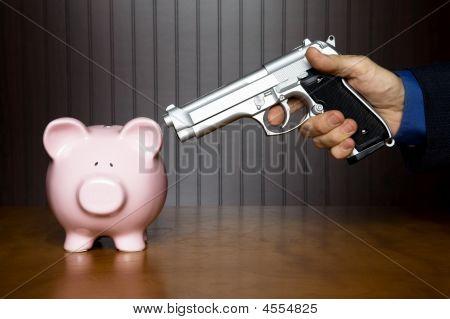 Piggy Bank Robbery