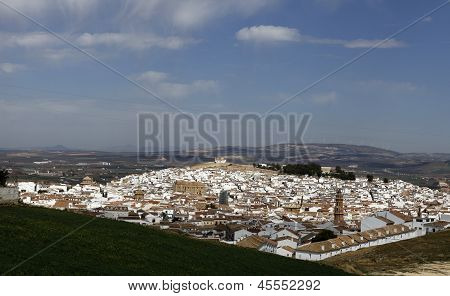 Andalucian landscape, south ou Spain