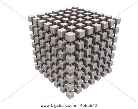 Large Cube Mesh