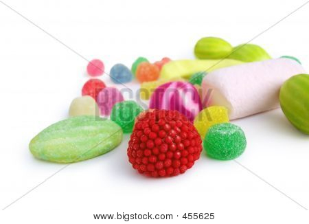 Plenty Jelly Sweets Colorful