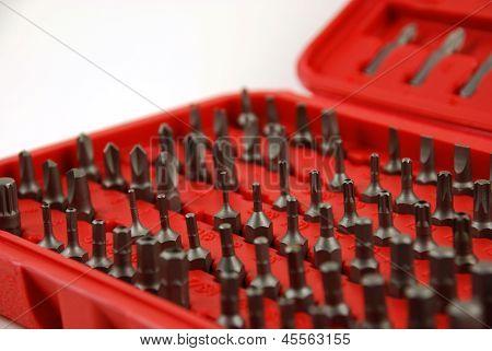 Bits For Screwdriver