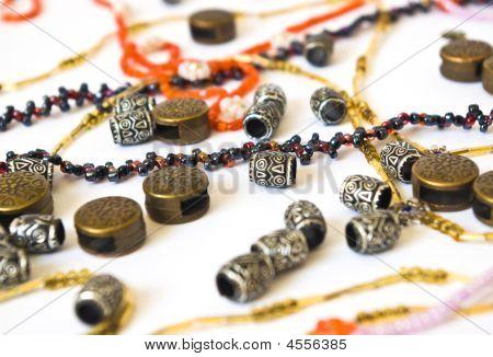Assortment Of Beads