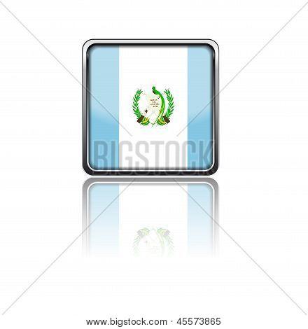 Bandeira nacional da Guatemala