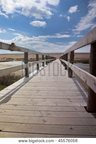 Chesil Beach Boardwalk