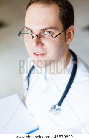 Kind Male Doctor