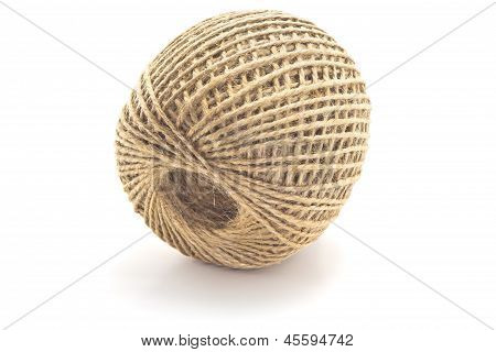 Skein Of Packaging Jute Twine