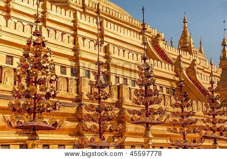 The Shwezigon Pagoda