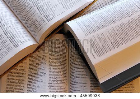 Livros dicionário