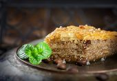 stock photo of baklava  - Baklava pastry dessert  - JPG