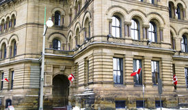 foto of prime-minister  - The Langevin Block Office of the Prime Minister of Canada across the street from Parliament Hill in Ottawa - JPG