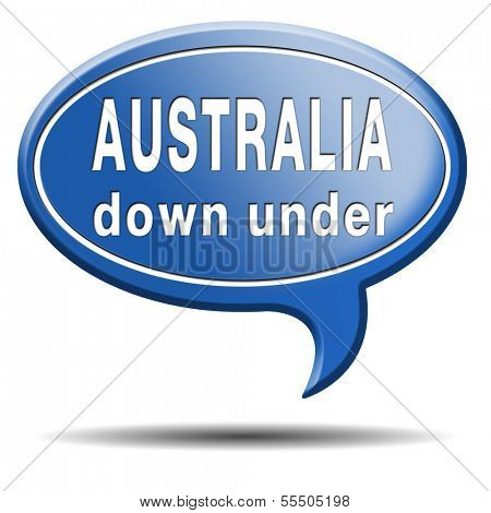 Australia down under continent tourism holiday vacation economy country