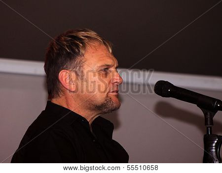Hofmeyr, Steve - Afrikaans Singer, Songwriter And Actor