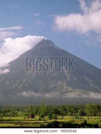 Mayon Volcano Nd2909