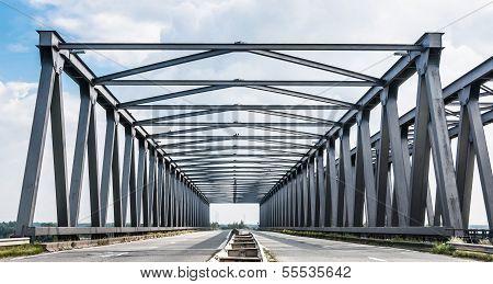 Belgian Truss Bridge