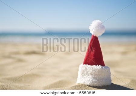 Santa Is On A Summer Holiday