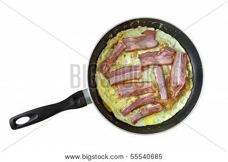 Omelette.