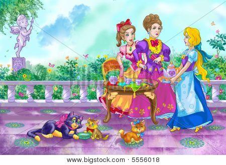 Märchen Heldinnen