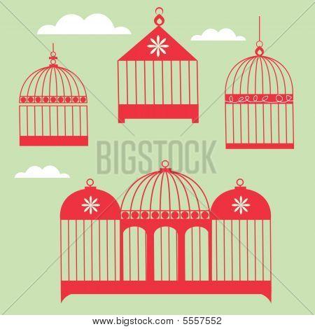 Birdcake Set.