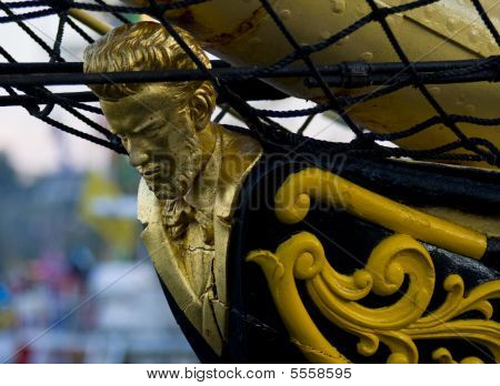 Georg Stage Figurehead