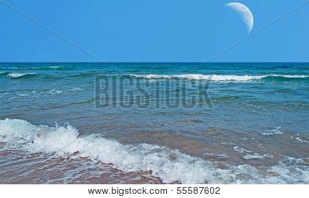 Platamona Moon
