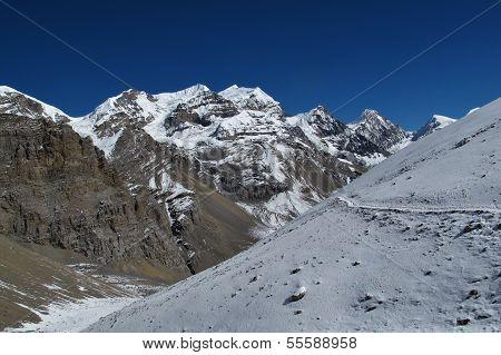 Beautiful scenery on the Annapurna Round
