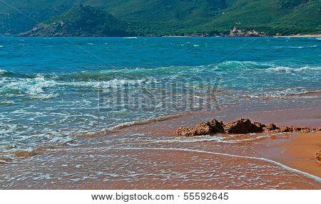 Porto Ferro Seashore