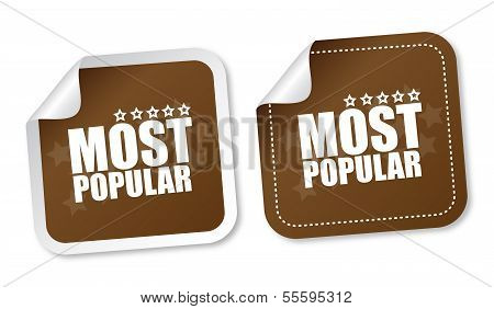 Most popular stickers