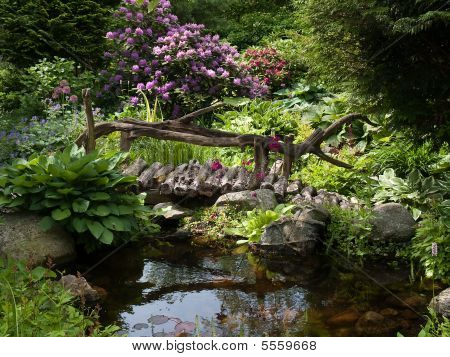 Beautiful Perfect Garden Landscape