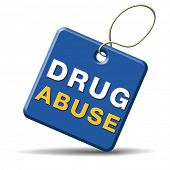 stock photo of crack addiction  - drug abuse and addiction stop addict by rehabilitation in rehab center no drugs - JPG