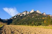 stock photo of pieniny  - Three Crowns  - JPG