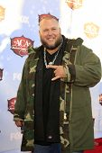 LAS VEGAS - DEC 10:  Big Smo at the 2013 American Country Awards at Mandalay Bay Events Center on De