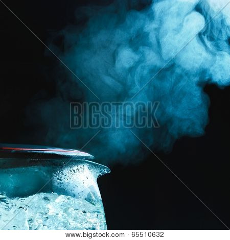 Boiling Tea Kettle