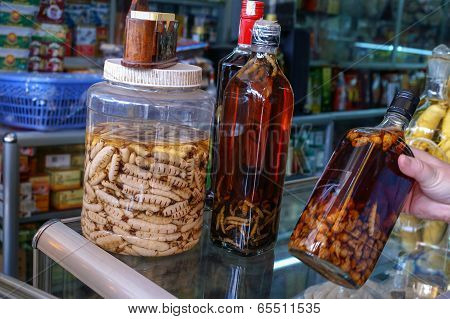 Vietnamese Drugstore