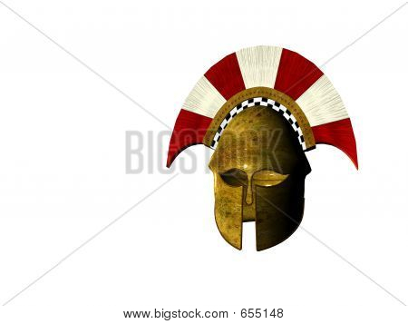 Ancient Greek Helmet 12