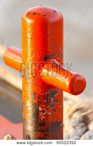 Close Up Of  Knots