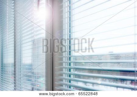 plastic shutter