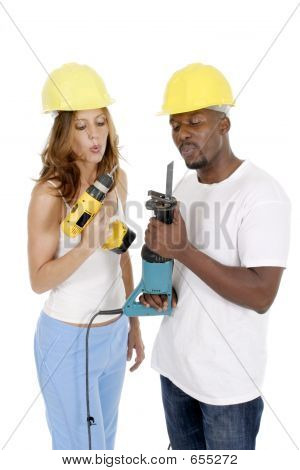 Tool Girl And Guy 1