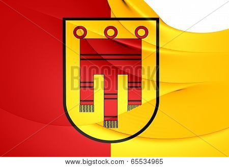 Flag Of Tubingen