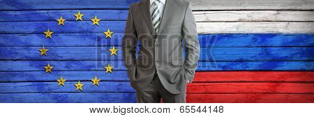 Business between Russia and European Union