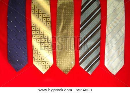five ties