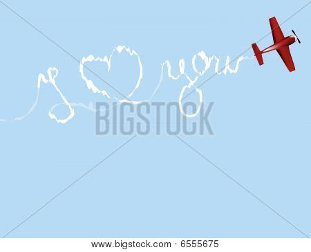 Valentine plane