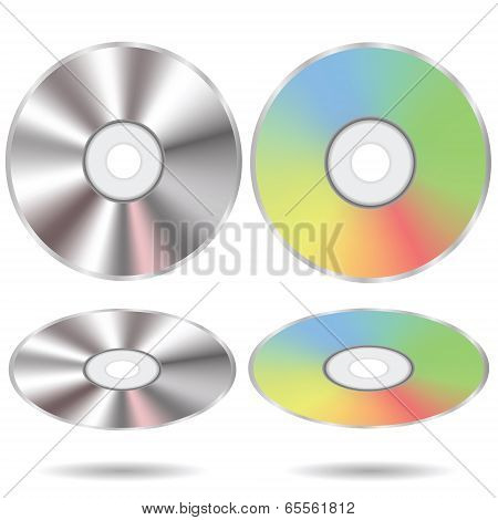 Set Of Cd Discs