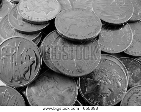 20 Cent Pieces