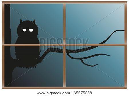 Dark Owly Night